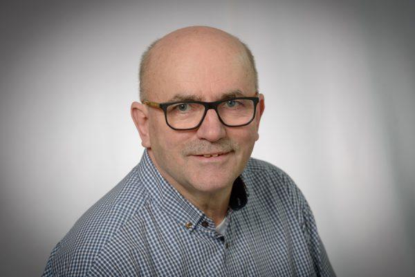 Gerhard Tienken. Foto: Antje Schimanke